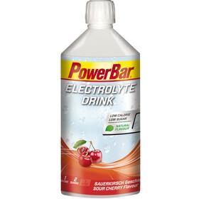 PowerBar Bebida Electrolitos 1l, Sour Cherry